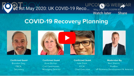 21st May 2020: COVID-19 Recovery Planning