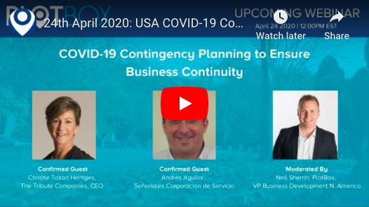 24th April 2020: COVID-19 Contingency Planning [US]