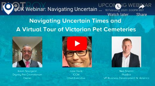 Victorian Pet Cemeteries Webinar