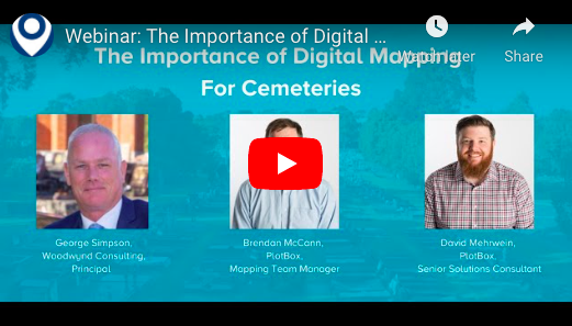 The importance of digital mapping for cemeteries